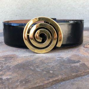 Moschino vintage belt